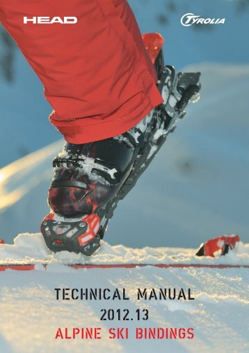 Technical Manual - Tyrolia