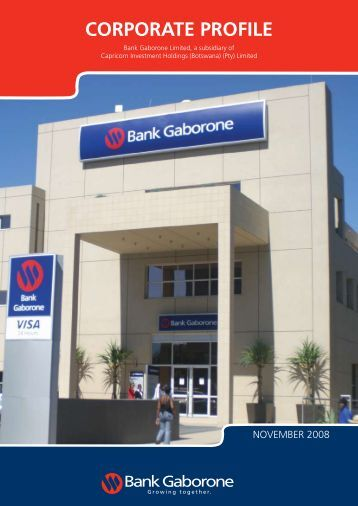 Public Bank Corporate Profile