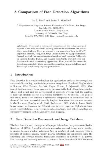 face recognition thesis 2010 I would like to take this opportunity to thank my thesis supervisors  prof   generally automatic facial expression recognition framework consists of three   image and vision computing new zealand, december 2010 50.
