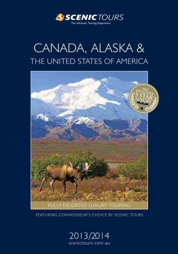 CANADA, ALASKA & - Scenic Tours