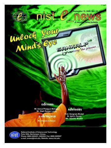 NIST e-NEWS(Vol 56, Sept 15, 2008)