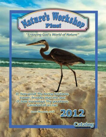 Click here to download a PDF file - Natures Workshop Plus!