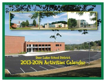 Lista de utiles lenguaje for Deer park isd calendar
