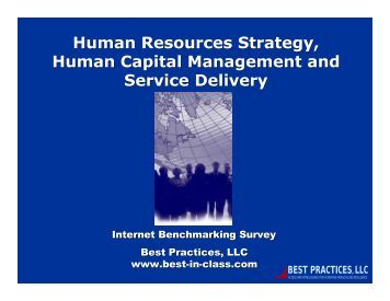 relationship between strategic management and human resource In this lesson, we'll use a sports analogy and a real-life business example to learn how strategic human resource management differs from human.