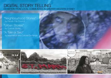 DIGITAL STORY TELLING - University of Western Sydney