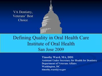 1 MB - Institute for Oral Health