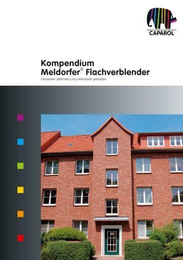 Kompendium Meldorfer® Flachverblender - Caparol