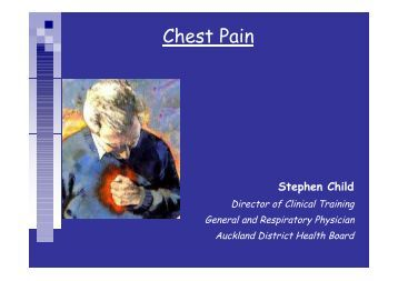Cause and outcome of atypical chest pain in patients ...