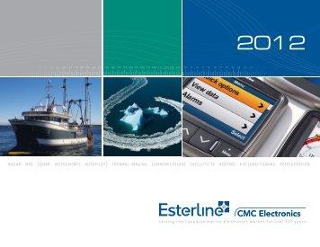 2012 - Esterline