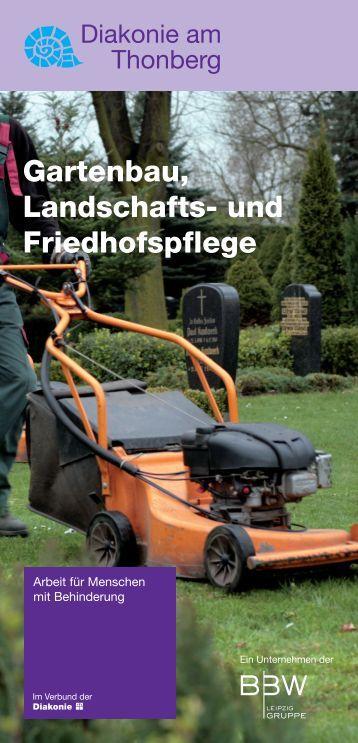 Der werkstattrat stellt sich vor diakonie am thonberg for Landschafts und gartenbau