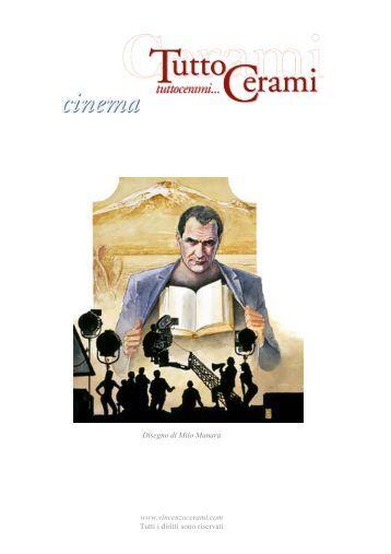 www.vincenzocerami.com Tutti i diritti sono riservati Disegno di Milo ...