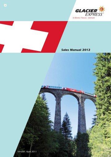 Sales Manual 2012 - World Travel Market