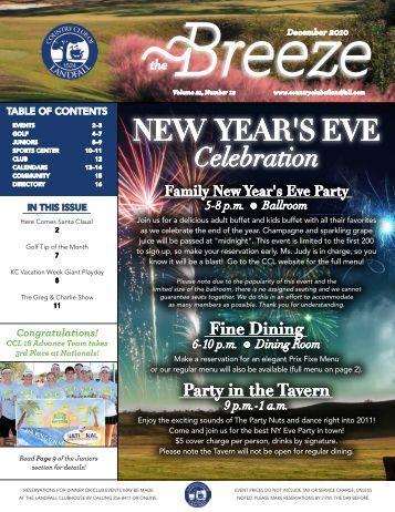 Kenan Chapel's 2010 Holiday Program – December 5 at 5 pm