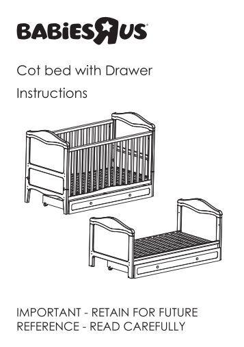 boori cot instruction manual