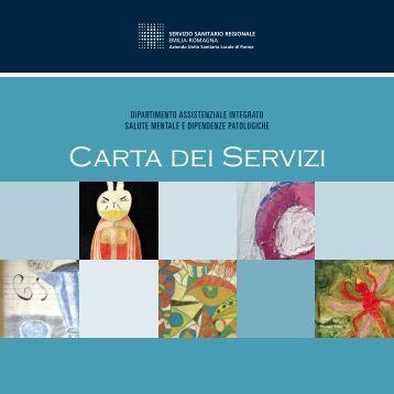 la Carta dei Servizi del Dipartimento Assistenziale Integrato ... - Aicod