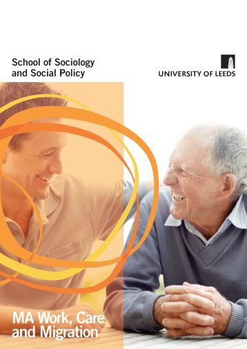 sociology and social care Social theory and the sociology of health and medicine 23 resource for the efficient functioning of society, with medicine working to maintain.