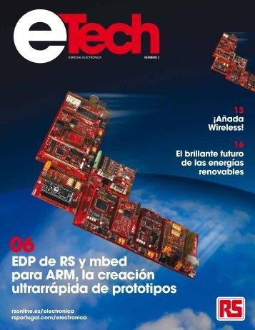 EDP de RS y mbed para ARM, la creación ultrarrápida ... - RS Online