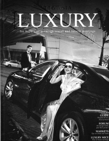 Luxury TTG Asia - Alila Hotels and Resorts