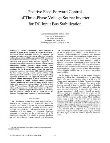 application of a three level npc inverter This paper introduces a three level npc inverter which uses space vector  modulation for pulse generation three level npc inverter contributes many  benefits.