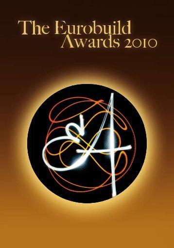 Catalogue - Eurobuild Awards