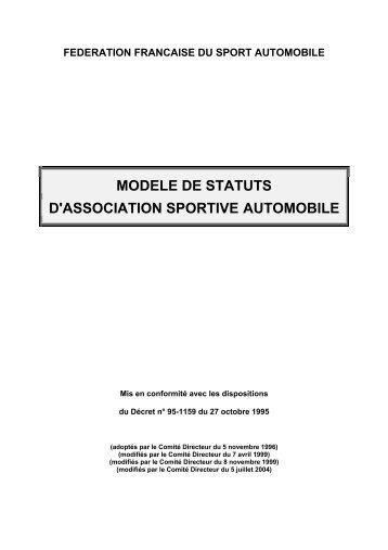 Exemple De Statuts D Une Association B B Top 2019