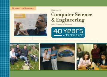 40 Years - Computer Science and Engineering - University of ...
