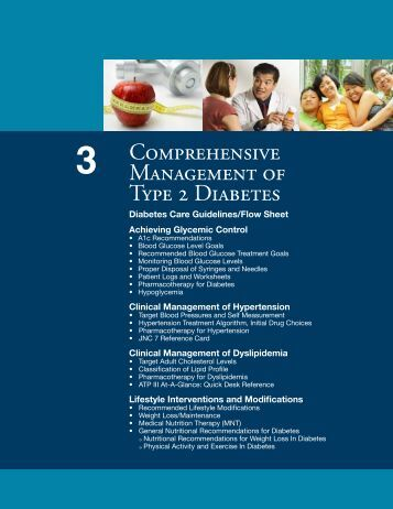 idf guidelines for type 2 diabetes
