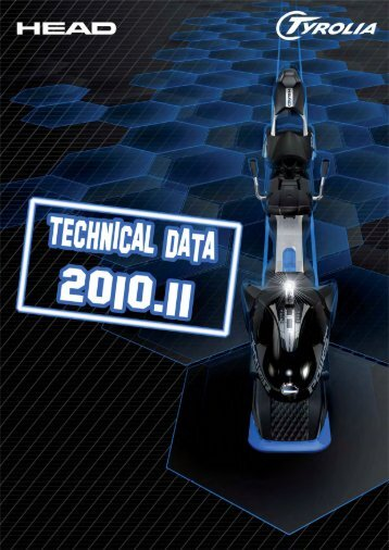 Technische Daten Systems - Tyrolia