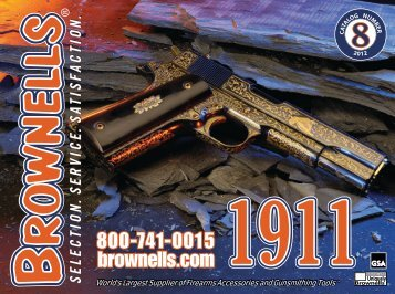 1911 catalog PDF version - Brownells