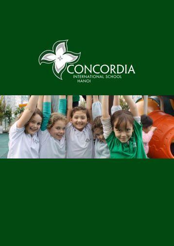 Untitled - Concordia International School Hanoi