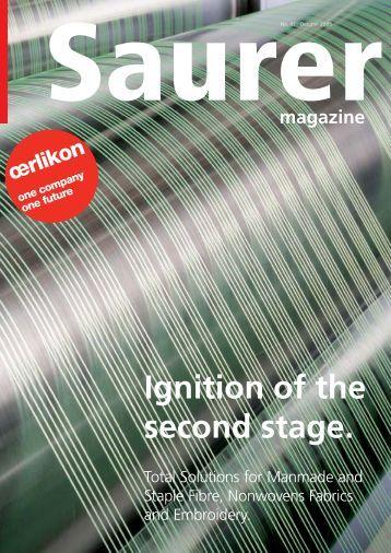 )GNITION SECOND - Oerlikon Textile