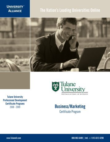 Business/Marketing - National Technical Information Service