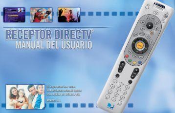 Decodificador DIRECTV®: Manual del usuario. Modelo L11