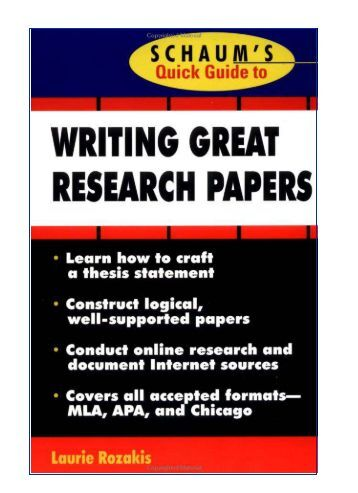 guide to research papers Mla (modern language association) style is most commonly used to write papers and cite sources within the liberal arts and humanities this resource, updated to reflect the mla handbook (8th ed), offers examples for the general format of mla research papers, in-text citations, endnotes/footnotes, and the works cited page.
