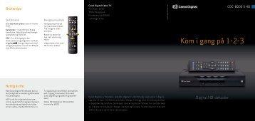 Canal digital tv guide app