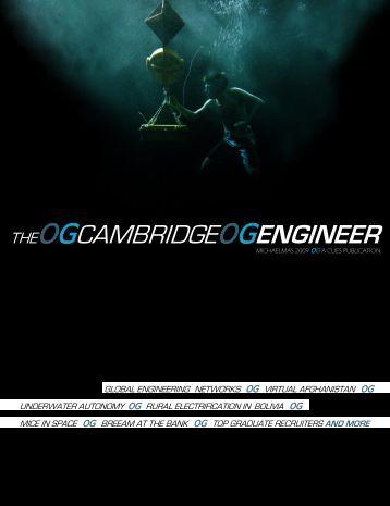 theogcambridgeogengineer - Cambridge University Engineering ...
