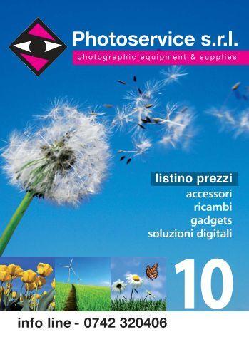 Catalogo PDF - Photoservice