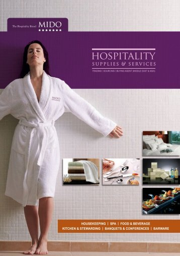 OUR REPUtEd cliENtS - Hospitality Supplies and Services Inc, Dubai
