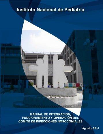 manual de procedimientos del comité de infecciones nosocomiales