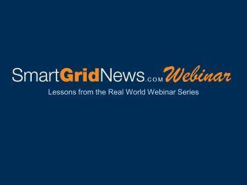 Smarter Infrastructure - IBM Software Group - Smart Grid News