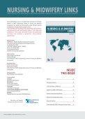 Nursing & Midwifery Links - Parlatore - Page 2