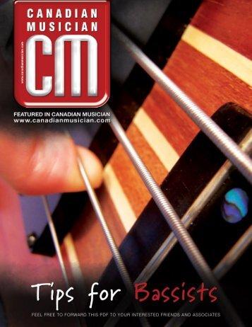Download (PDF) - Canadian Musician