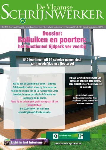 Rolluiken en poorten: - Bouwmagazines