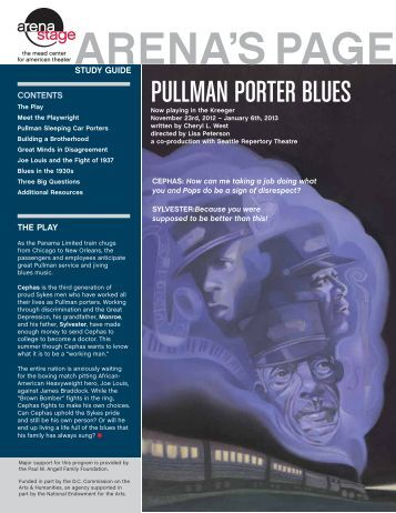 pullman porter blues stage costume Review: pullman porter blues (goodman theatre)  the costumes, by birgit  rattenborg wise, are detailed recreations of the porter and.