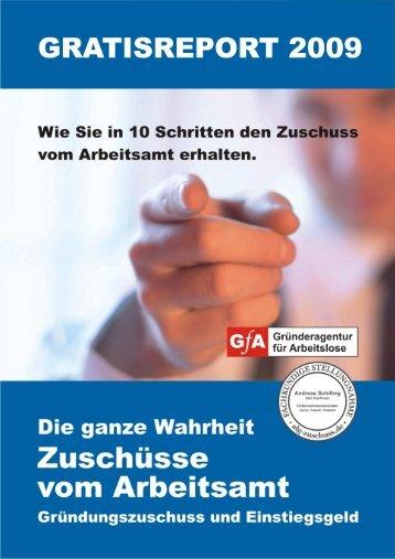 Arbeitslosengeld 1 - alg-zuschuss.de