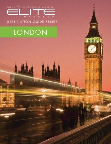 LONDON - Elite Traveler