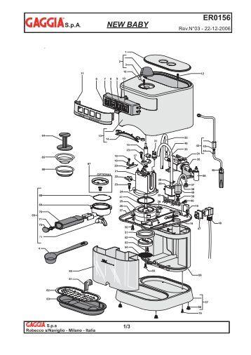 gaggia classic service manual pdf