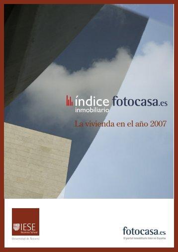 La vivienda en el año 2007 - Cugat.cat