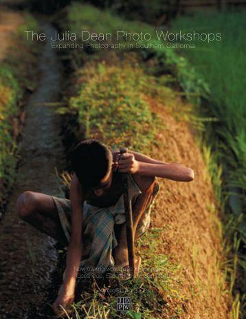 The Julia Dean Photo Workshops - Rolando Gomez