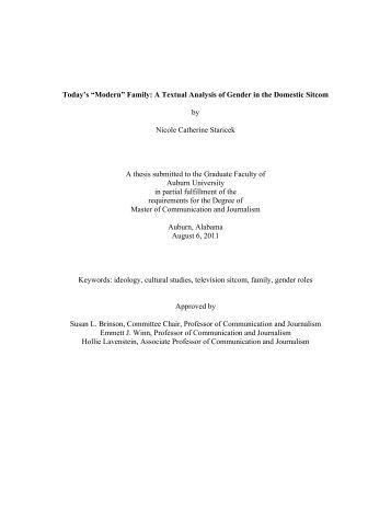Auburn university electronic thesis